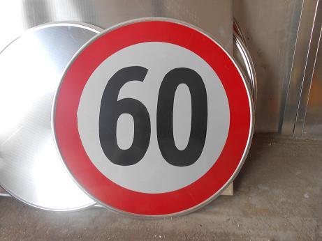 限速标志60